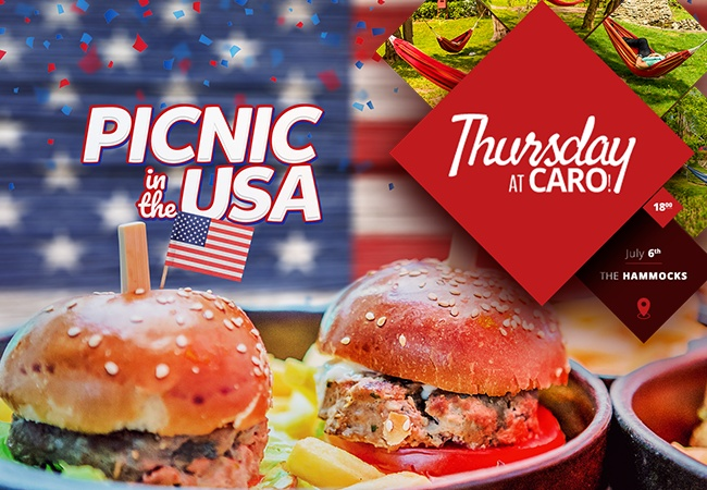 Picnic in the U.S.A.: Caro Edition