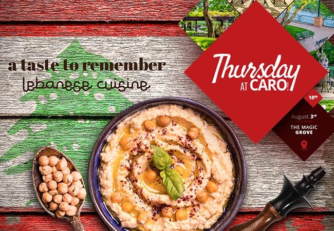 A Taste to Remember: Lebanese Cuisine