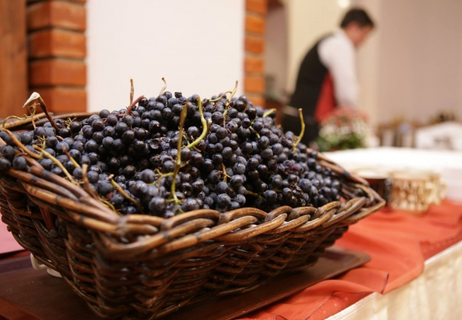 October Grape Must Feast