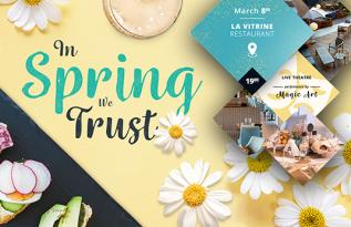 In Spring We Trust