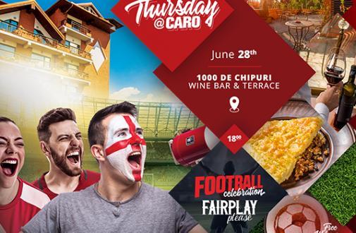 Football Celebration... Fair play, please!