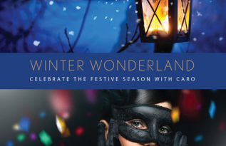 Celebrate the festive season with Caro