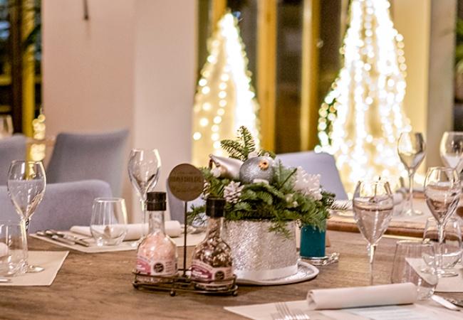 Christmas Delight: Season's parties at Caro. Your way of having fun!