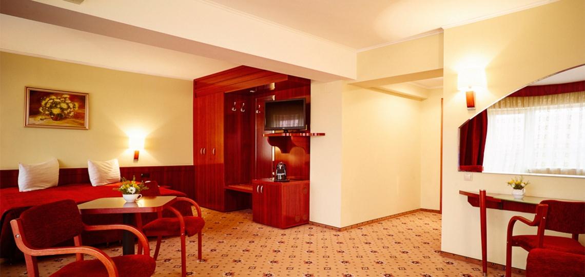 Cozy rooms for gentle nights