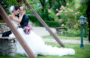 Your wedding by the lake at Caro? Unforgettable